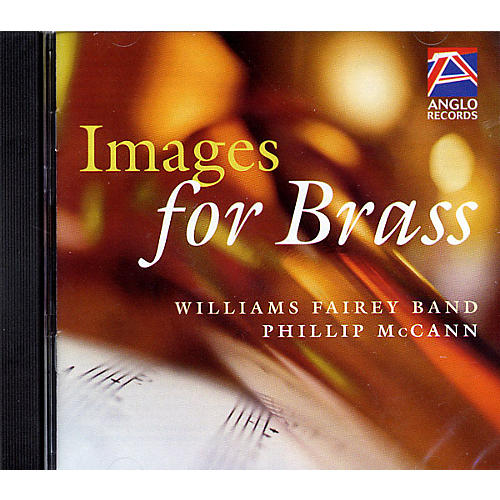 Anglo Music Press Images for Brass (Brass Band CD) Concert Band by Williams Fairey Band Composed by Phillip McCann-thumbnail