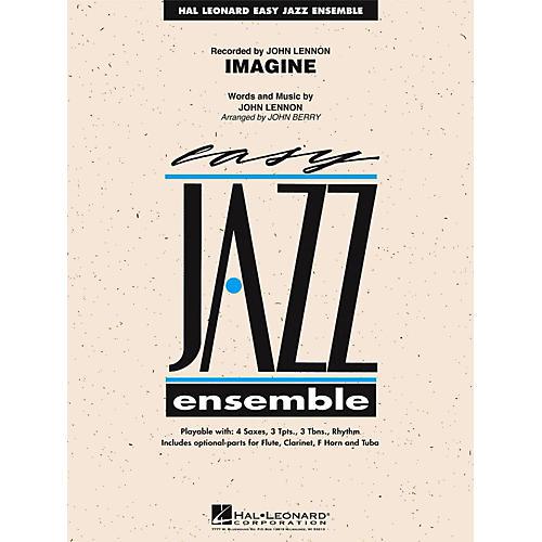 Hal Leonard Imagine Jazz Band Level 2-thumbnail