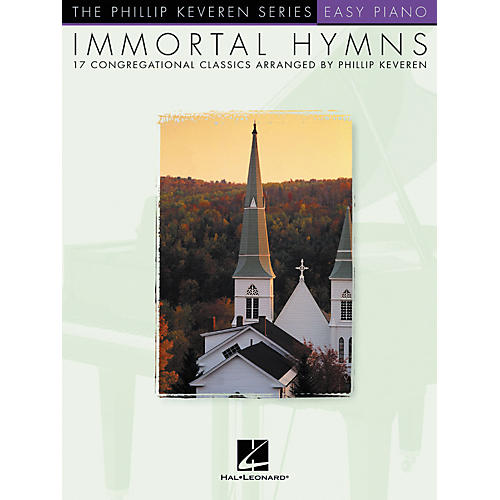 Hal Leonard Immortal Hymns Easy - Phillip Keveren Series For Easy Piano-thumbnail