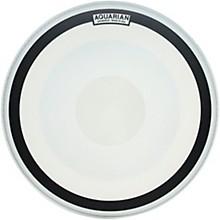 Aquarian Impact Coated Single-Ply Bass Drum Head