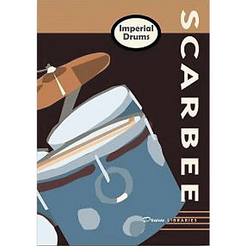 Scarbee Imperial Drums Sample Library DVD-thumbnail