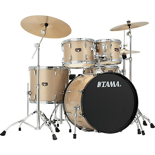 tama imperialstar 5 piece complete kit with meinl hcs cymbals musician 39 s friend. Black Bedroom Furniture Sets. Home Design Ideas