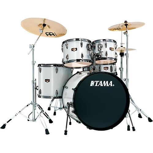Tama Imperialstar 5-Piece Drum Set with Black Nickel Hardware-thumbnail