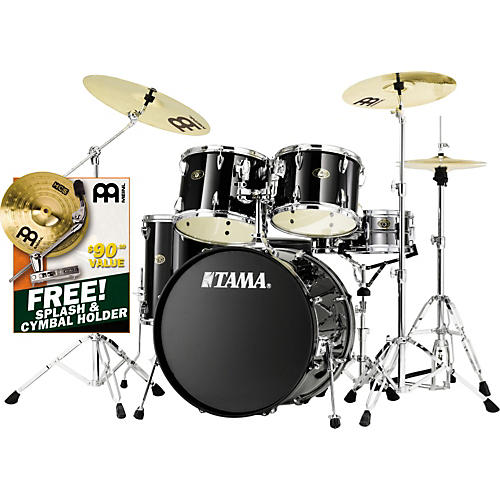 Tama Imperialstar 5-Piece Standard Drum Set with 20