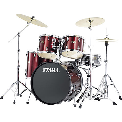 Tama Imperialstar 5-Piece Standard Drum Set with 22