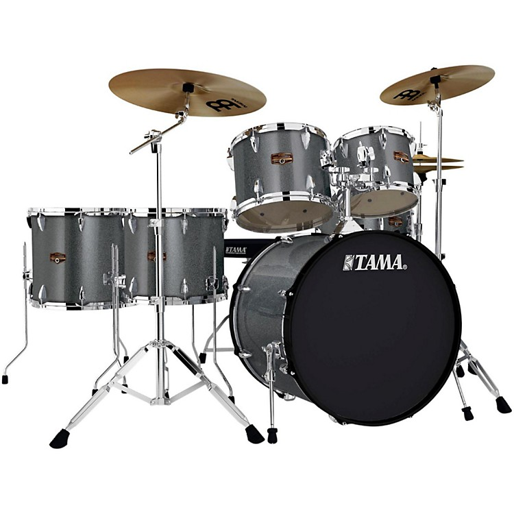 TamaImperialstar 6-Piece Drum Kit with Cymbals