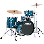 Imperialstar Bop 4-Piece Shell Pack Hairline Blue Finish