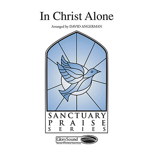 Shawnee Press In Christ Alone SATB arranged by David Angerman-thumbnail
