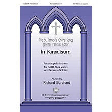 H.T. FitzSimons Company In Paradisum SATB DV A Cappella composed by Richard Burchard
