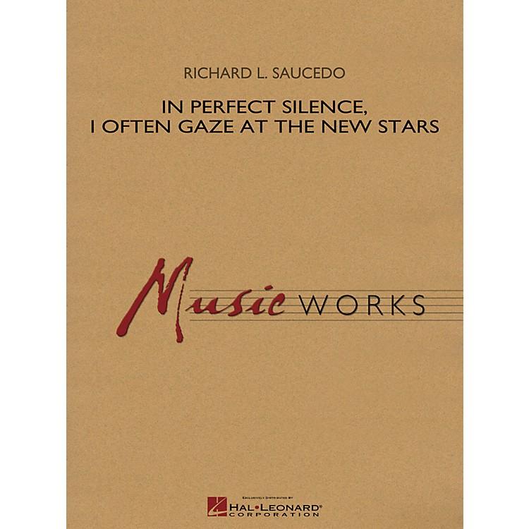 Hal LeonardIn Perfect Silence, I Often Gaze At The New Stars - Music Works Series Grade 4