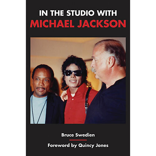 Hal Leonard In The Studio With Michael Jackson