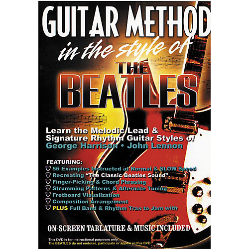 MVP In The Style of The Beatles (DVD)
