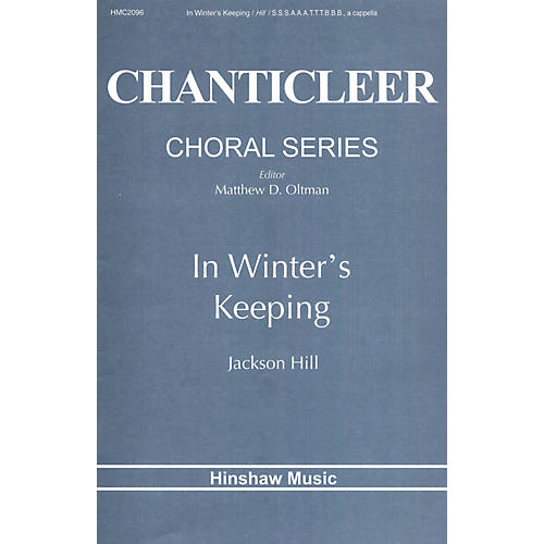 Hinshaw Music In Winter's Keeping SATB composed by Jackson Hill-thumbnail