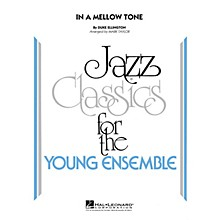 Hal Leonard In a Mellow Tone Jazz Band Level 3 by Duke Ellington Arranged by Mark Taylor