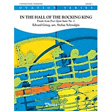 Mitropa Music In the Hall of the Rocking King Concert Band Level 3 Arranged by Stefan Schwalgin