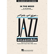 Hal Leonard In the Mood Jazz Band Level 2 by Glenn Miller Orchestra Arranged by Michael Sweeney