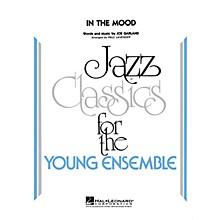 Hal Leonard In the Mood Jazz Band Level 3 by Glenn Miller Arranged by Paul Lavender