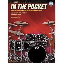 Hal Leonard In the Pocket - Grooves and Fills Based on Latin Clave Patterns (Book/CD)