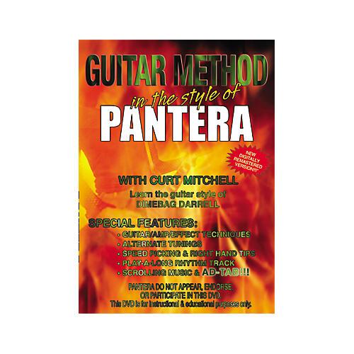 MVP In the Style of Pantera (DVD)-thumbnail