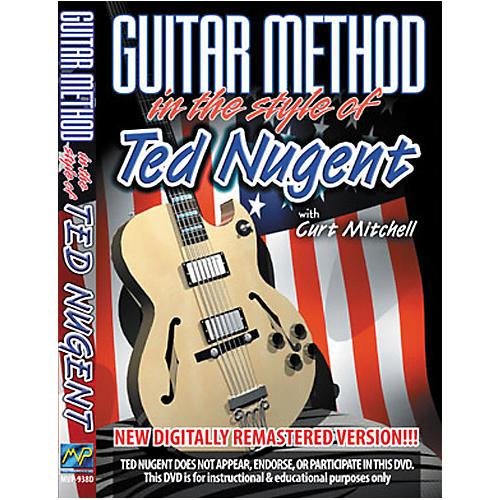 MVP In the Style of Ted Nugent (DVD)