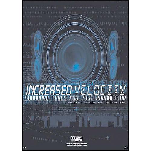 Q Up Arts Increased Velocity Emagic EXS24 CD
