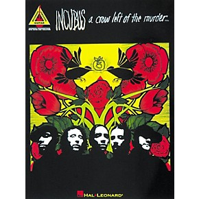 Hal Leonard Incubus A Crow Left of the Murder Guitar Tab ... A Crow Left Of The Murder