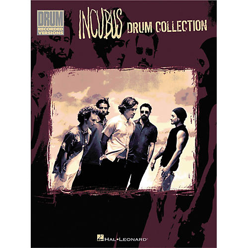 Hal Leonard Incubus Drum Collection (Book)-thumbnail