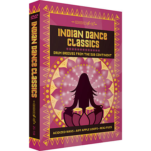 Zero G Indian Dance Classics Sample Library-thumbnail