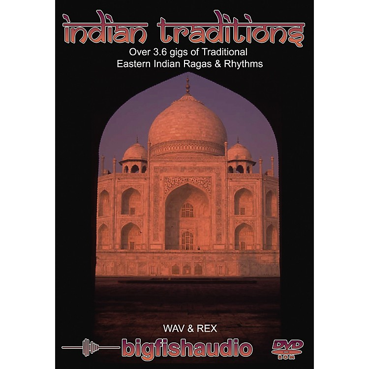 Big FishIndian Traditions Sound Library