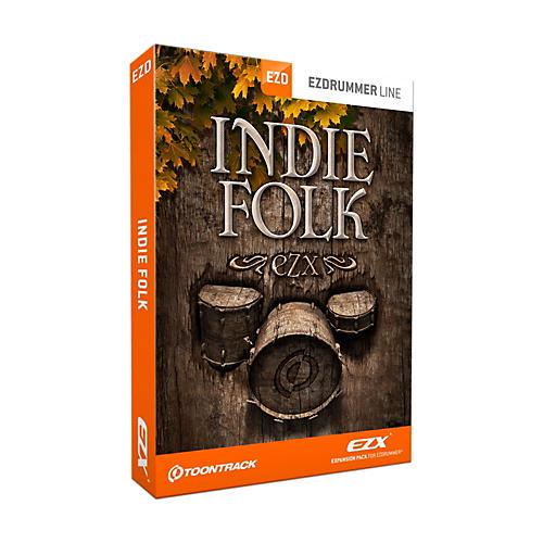 Toontrack Indie Folk EZX Software Download