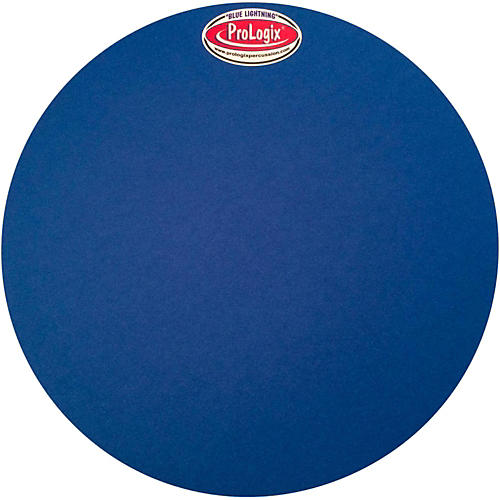 ProLogix Percussion Individual Drum Mute 12 in. Blue Lightning Series