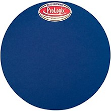 ProLogix Percussion Individual Drum Mute 8 in. Blue Lightning Series