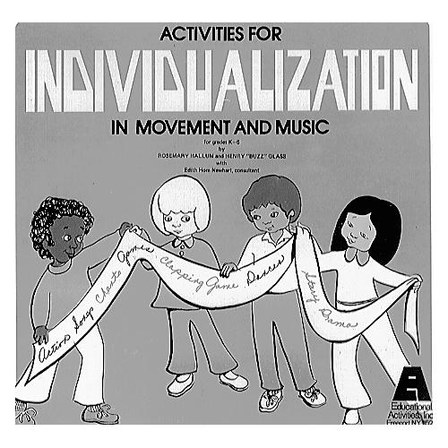 Educational Activities Individualization In Movement and Music CD