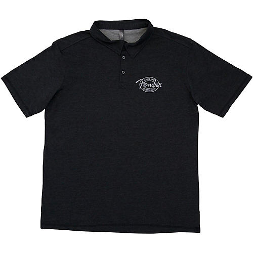 Fender Industrial Polo Large Black