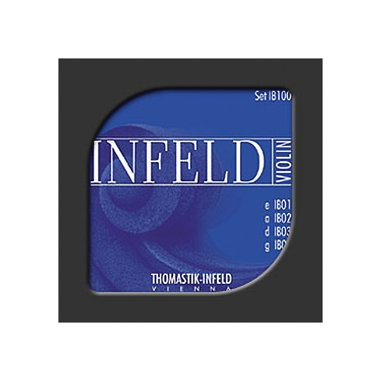 Thomastik Infeld Blue Series 4/4 Size Violin Strings 4/4 Size Tin Plated Carbon E