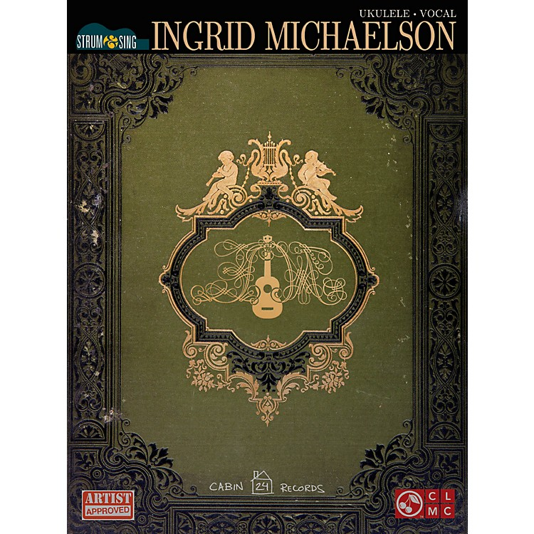 Hal LeonardIngrid Michaelson - Strum & Sing Ukulele Songbook
