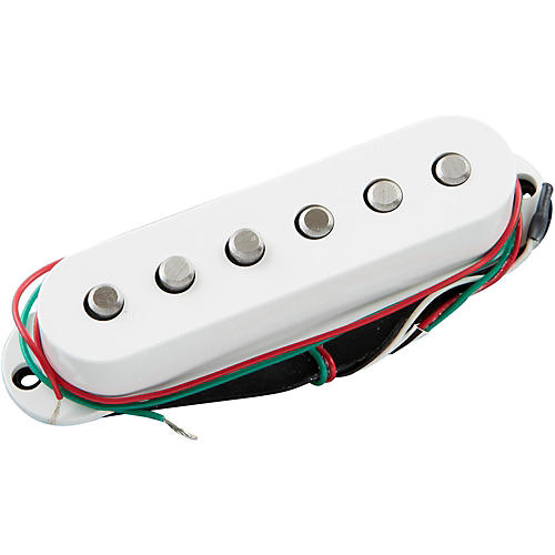 DiMarzio Injector Neck White Extra Black Cover-thumbnail
