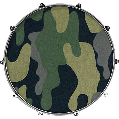 Evans Inked by Evans Fabric Series Kick Drumhead