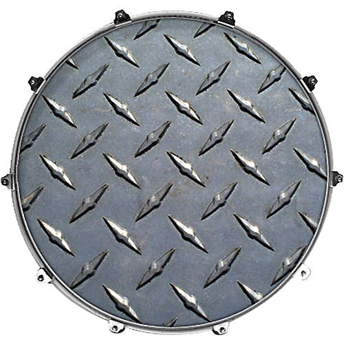 Evans Inked by Evans Texture Series Bass Drumhead-thumbnail