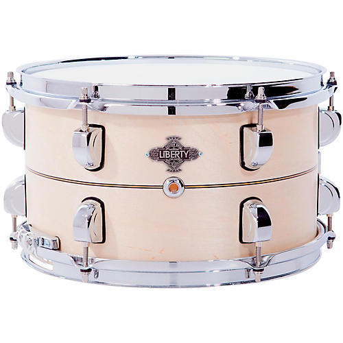 Liberty Drums Inlay Series Piccolo Snare Drum-thumbnail