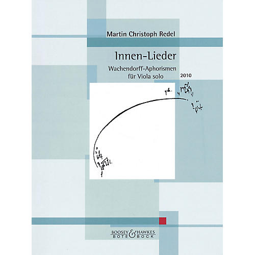 Bote & Bock Innen-Lieder, Op. 67 Boosey & Hawkes Chamber Music Series Softcover-thumbnail