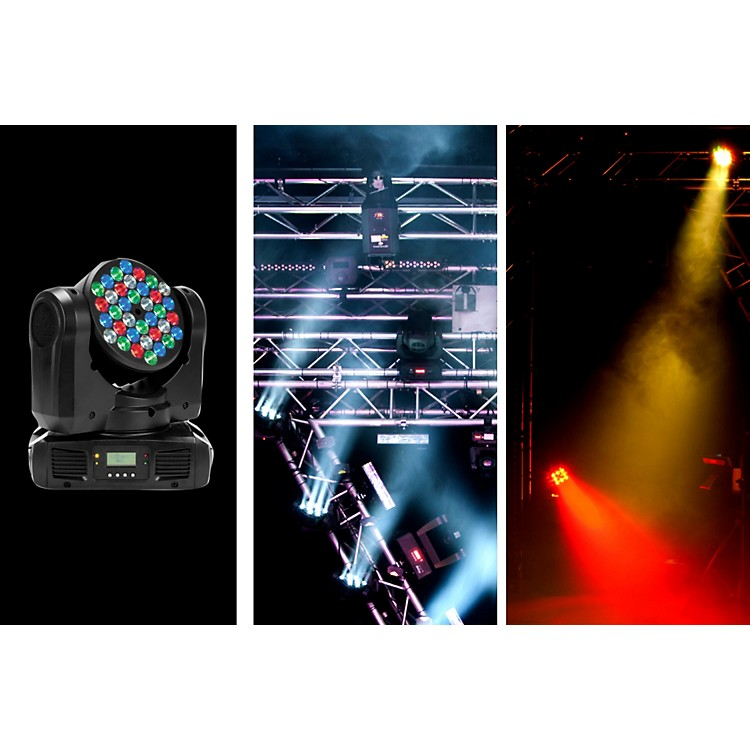 American DJ Inno Color Beam LED Moving-Head Lighting Effect