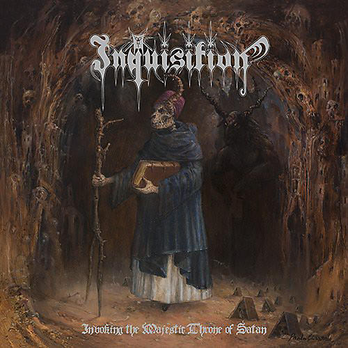 Alliance Inquisition - Invoking the Majestic Throne of Satan