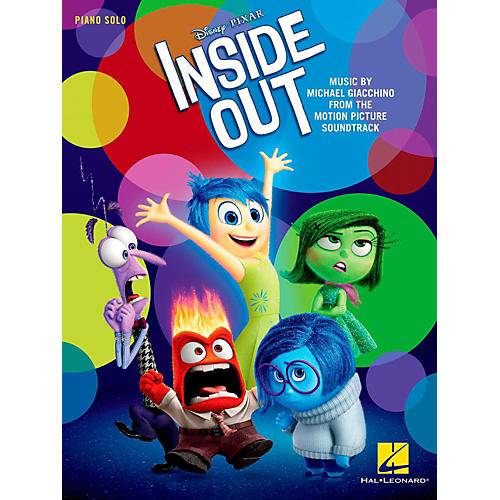 Hal Leonard Inside Out - Music from the Motion Picture Soundtrack Piano Solo Songbook-thumbnail