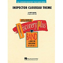 Hal Leonard Inspector Clouseau Theme Concert Band Level 2