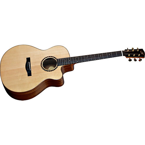 Bedell Inspiration BMB-18CE Orchestra Cutaway Acoustic-Electric Guitar