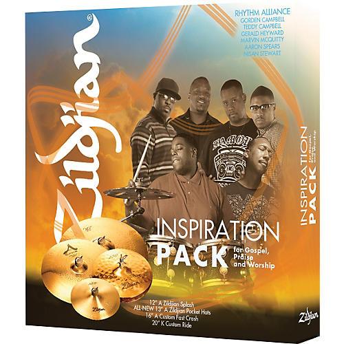 Zildjian Inspiration Cymbal Pack