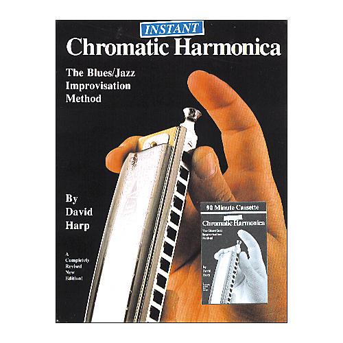 Music Sales Instant Chromatic Harmonica (Book)-thumbnail
