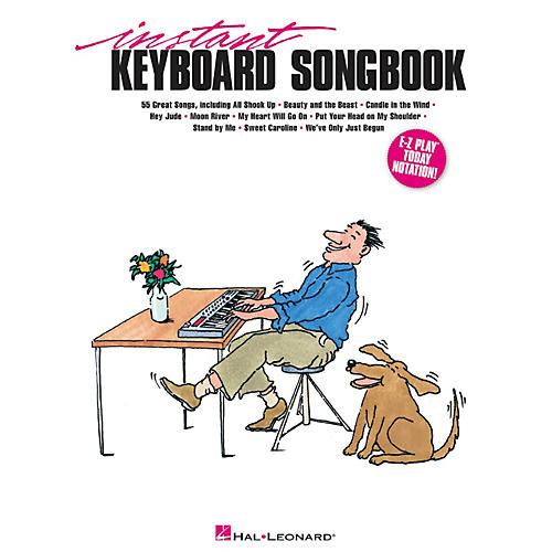 Hal Leonard Instant Keyboard Songbook E-Z Play Today Series-thumbnail