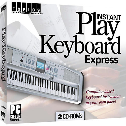 Topics Entertainment Instant Play Keyboard Express